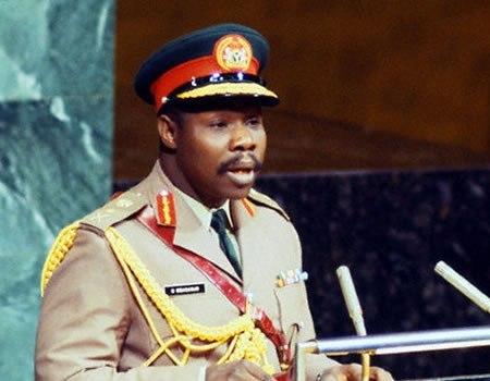 Broadcast Industry: General Obasanjo