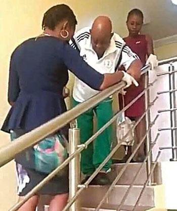 christian-chukwu-can-walk-again-femi-otedola-helped